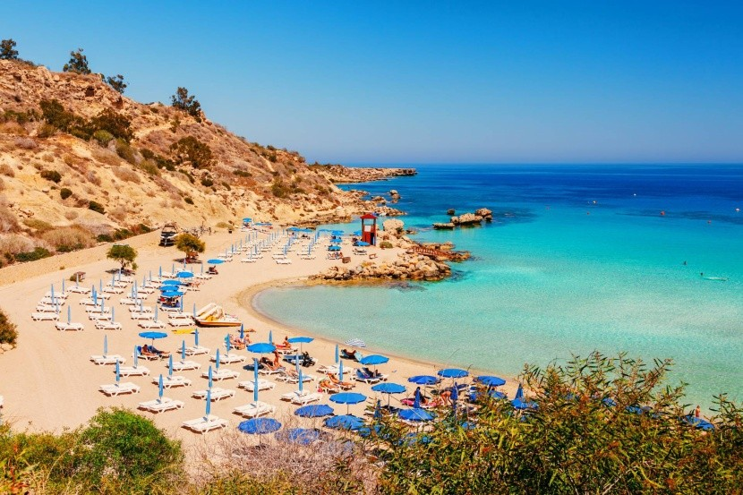 Oblasť Ayia Napa, Cyprus