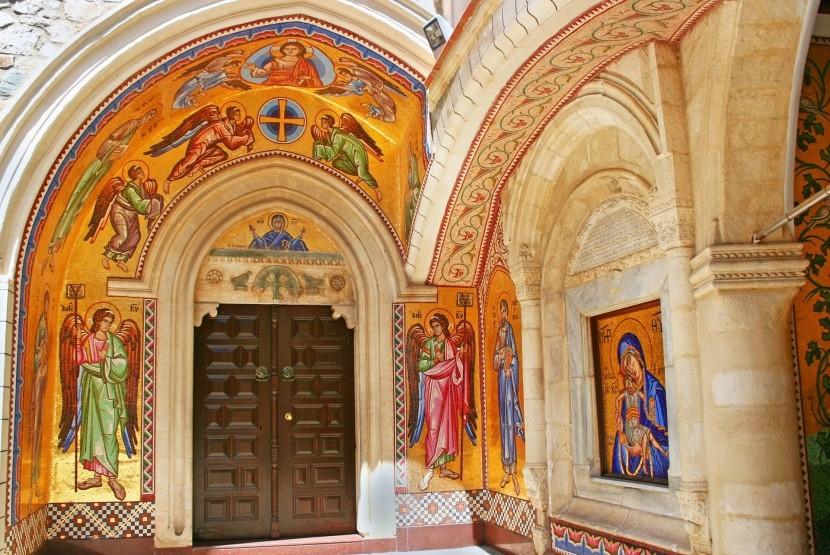 Kláštor Kykko, Cyprus