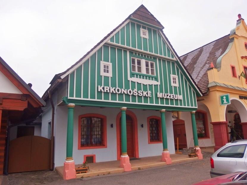 Krkonošské múzeum vo Vrchlabí