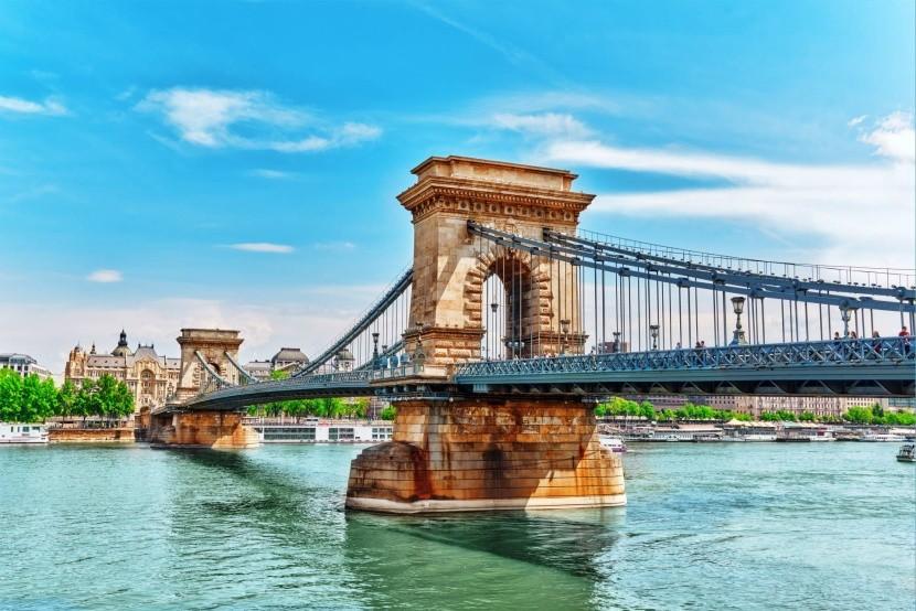 Széchenyiho reťazový most, Budapešť