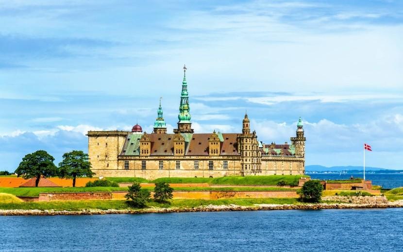 Zámek Kronborg, Dánsko