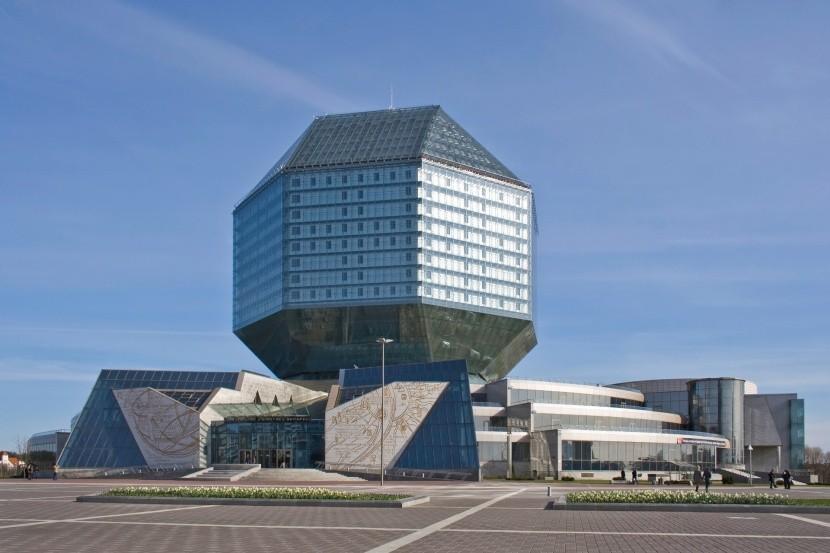 Národná knižnica Bieloruska