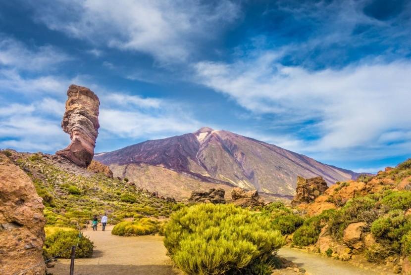 Národný park Pico del Teide
