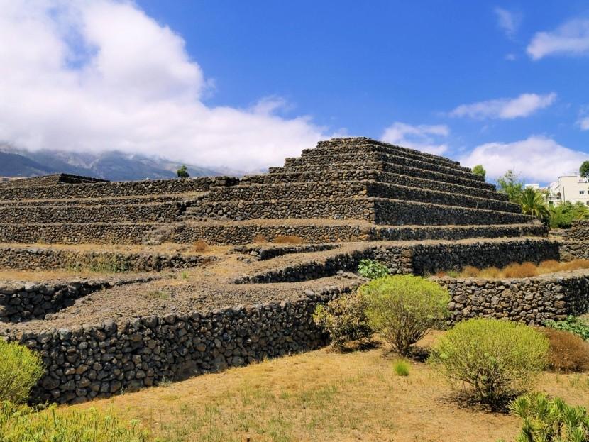 Pyramídy Güímar