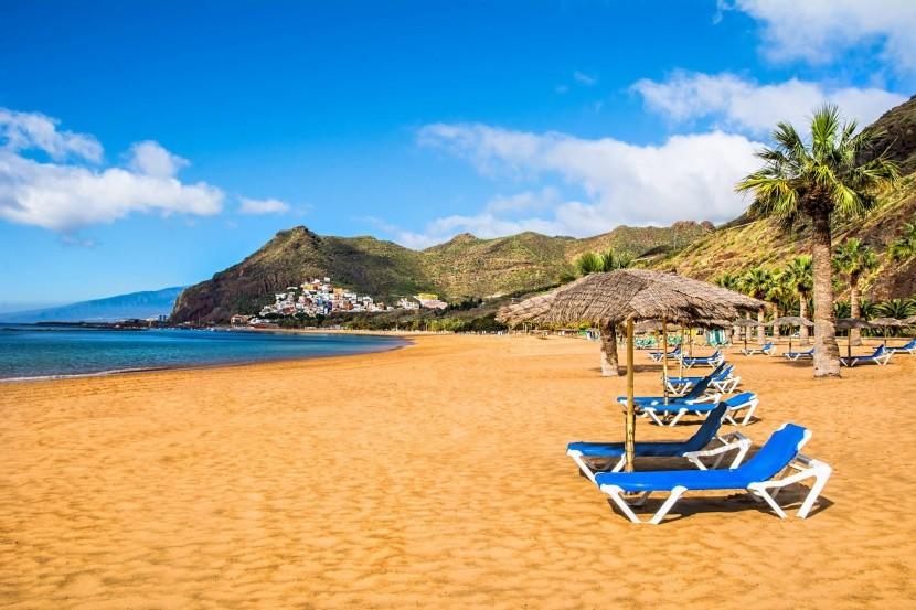 Pláž Teresitas