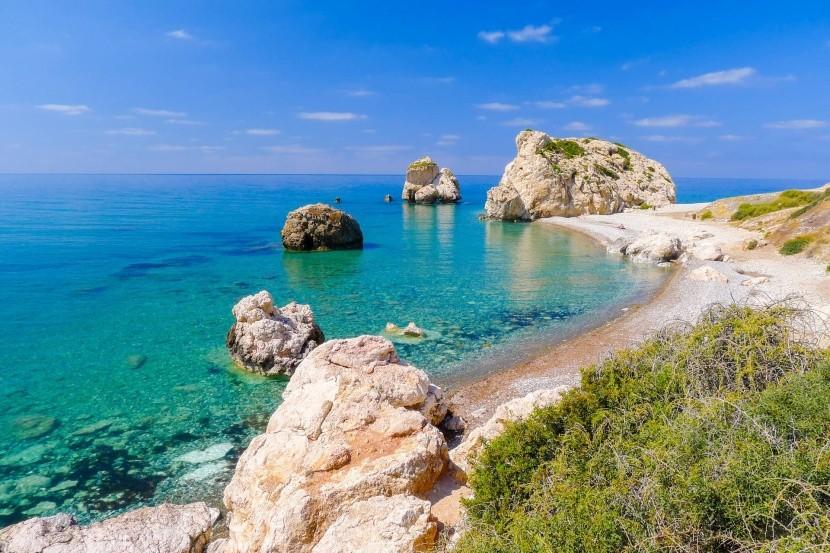 Afroditina skala na Cypre