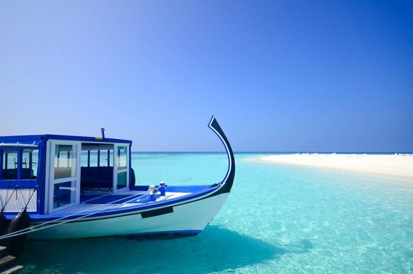 Tradičná loď dhoni