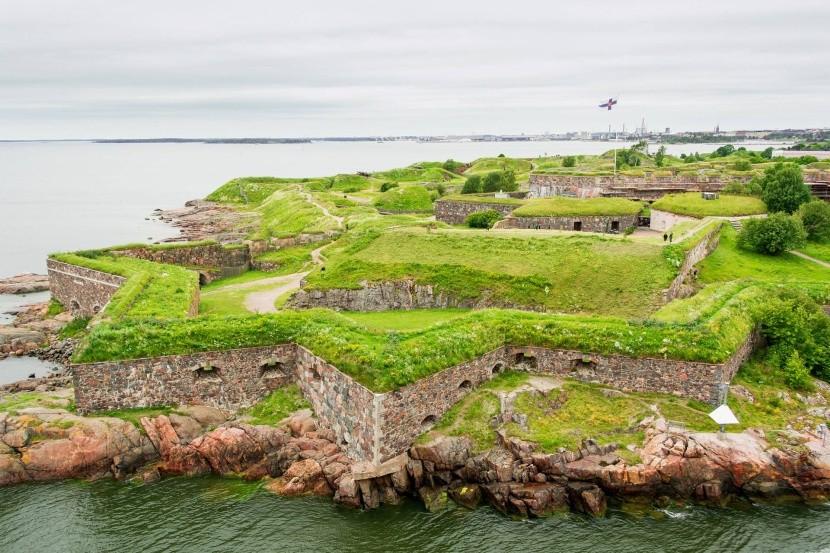 Pevnosť Suomenlinna