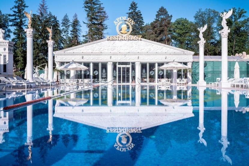 Aphrodite Palace - bazén