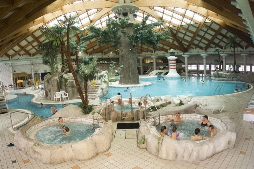 Vodný zábavný park Čatež