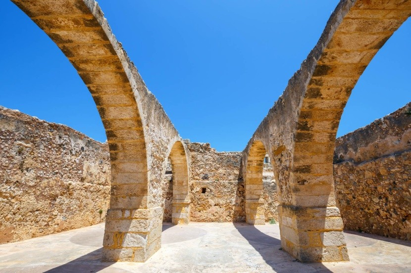 Fortezza v Rethymne