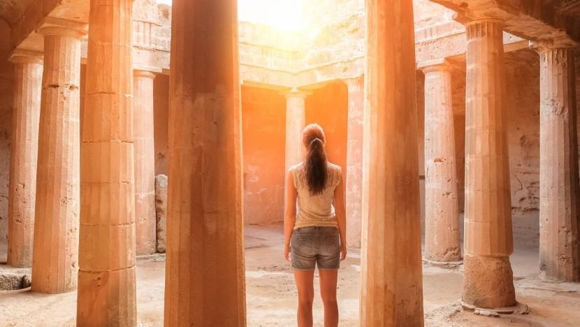 Cyprus pre skúsené cestovateľky