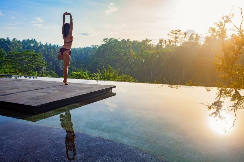 Bali pre jogínky