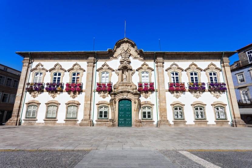 Braga - radnica