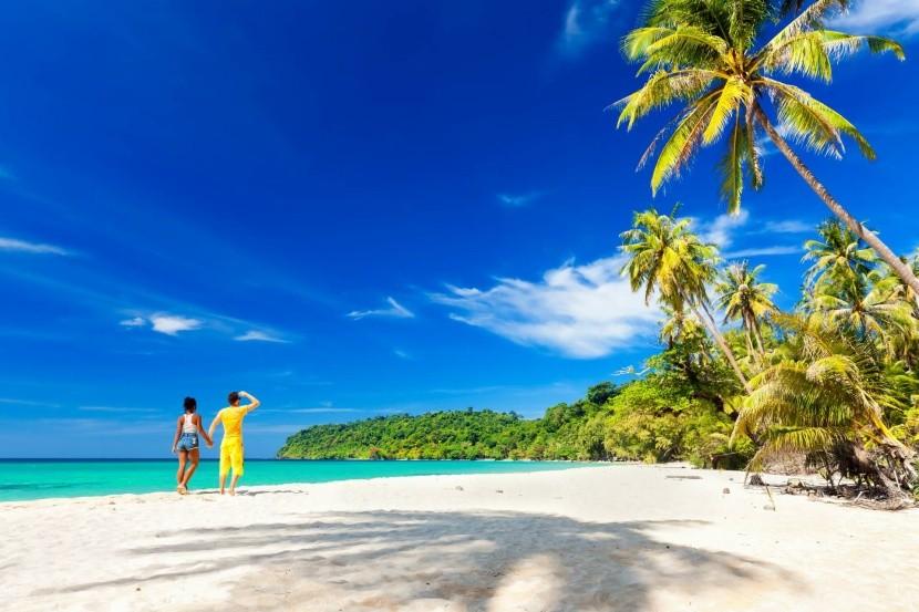 Exotická dovolenka