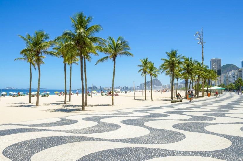 Promenáda Copacabana