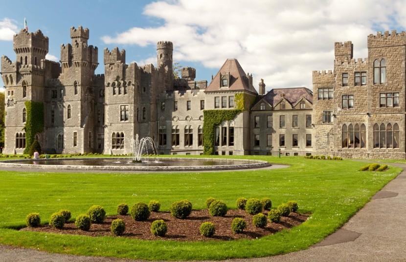 Hrad Ashford, Írsko