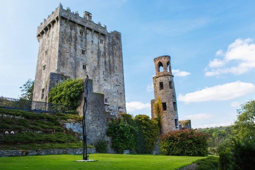 Hrad Blarney, Írsko