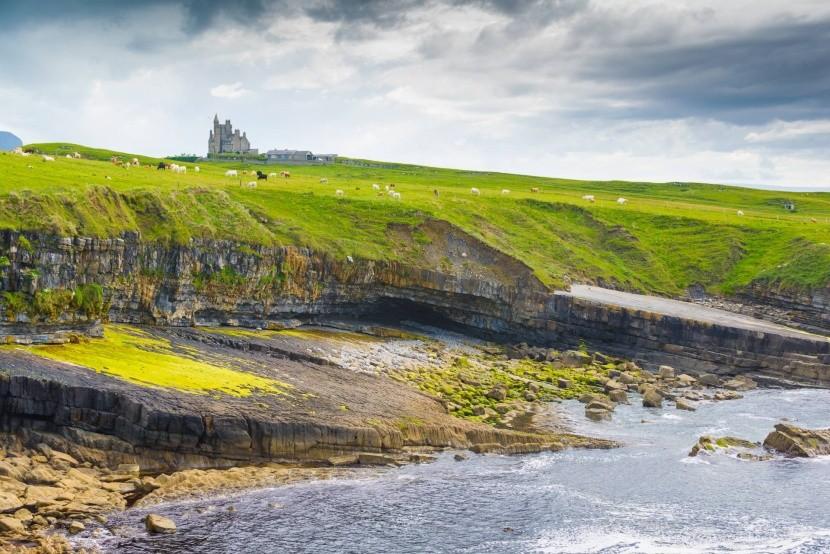 Hrad Classiebawn, Írsko