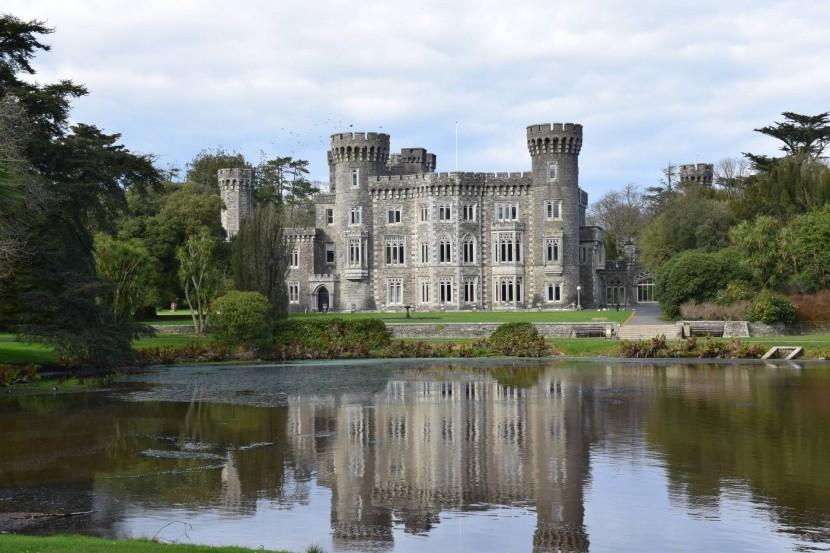 Hrad Johnstown, Írsko