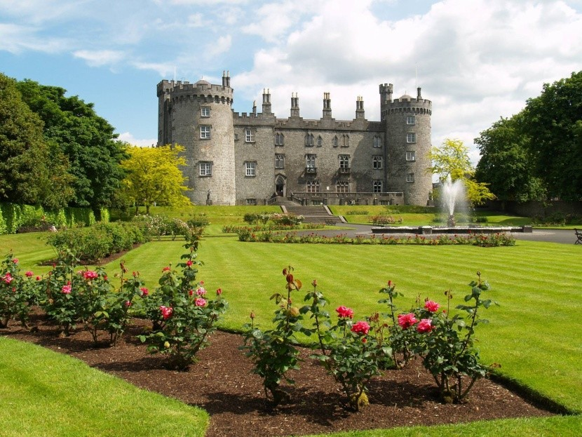 Hrad Kilkenny, Írsko