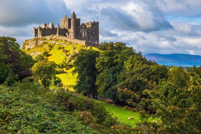 Hrad Rock of Cashel, Írsko