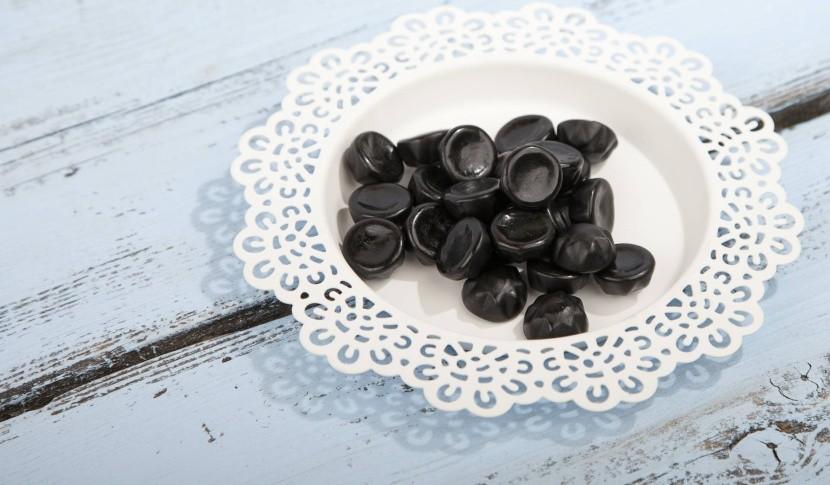 Bonbóny zo sladkého drievka