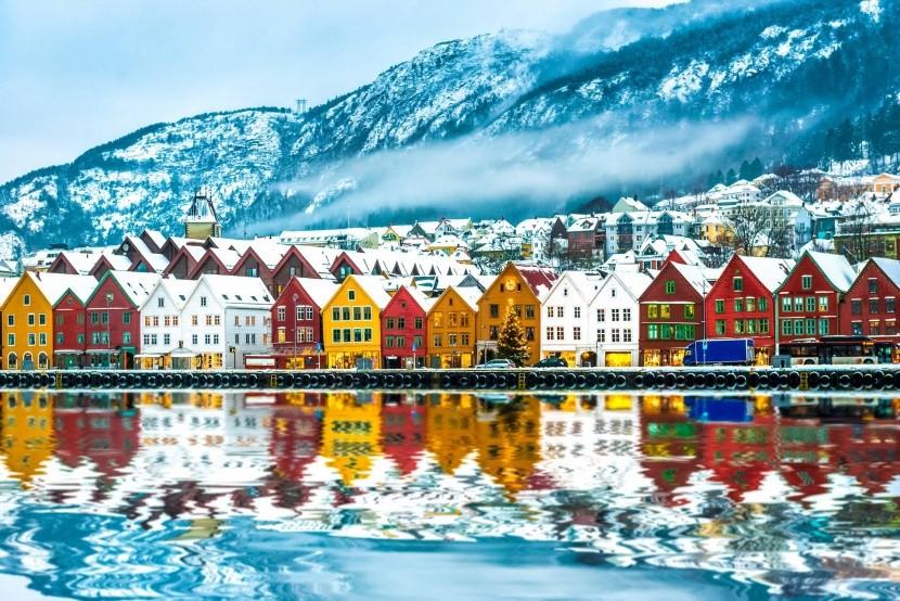 Zimný Bergen