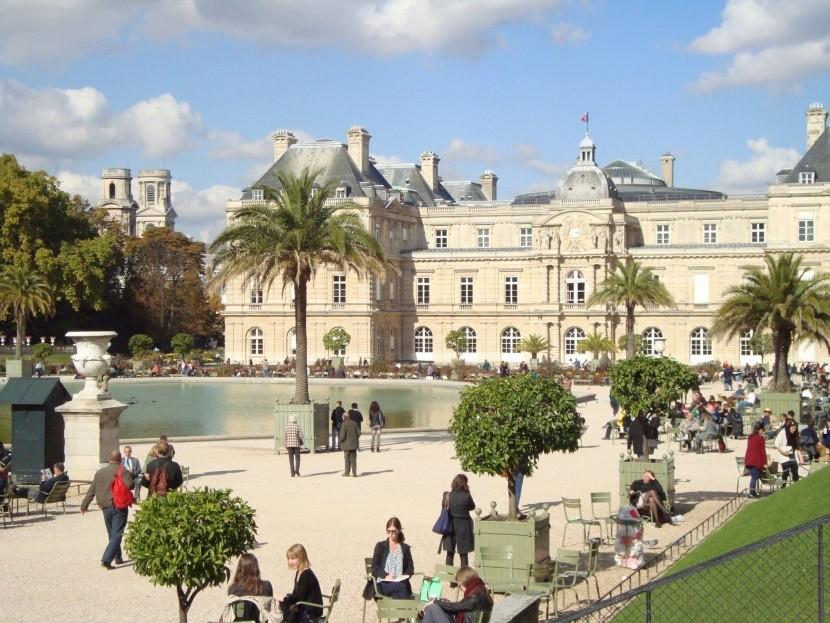 Luxemburský palác