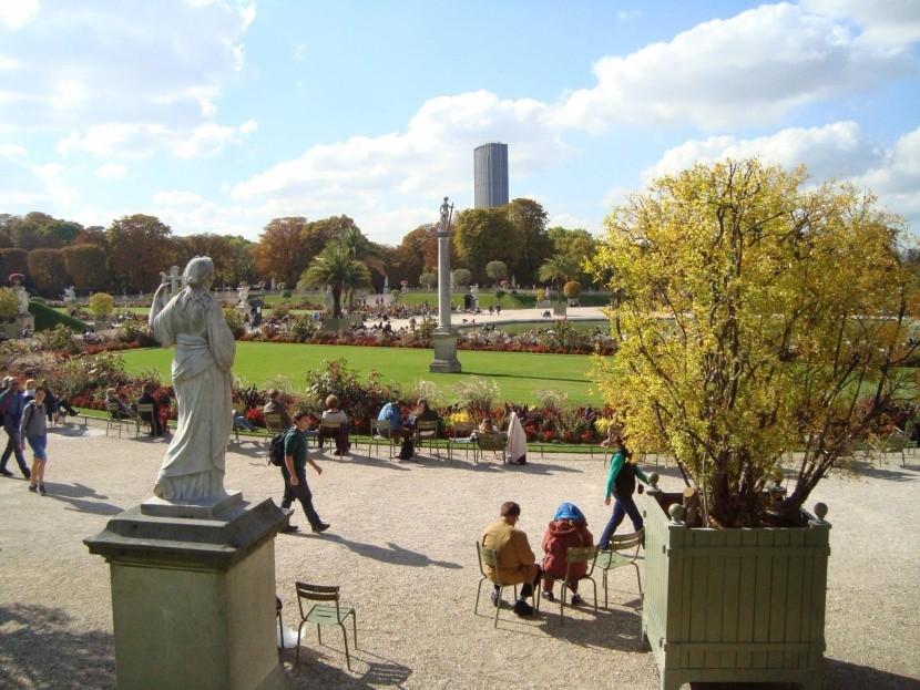 Luxemburská záhrada