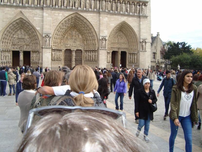 Davy u Notre-Dame