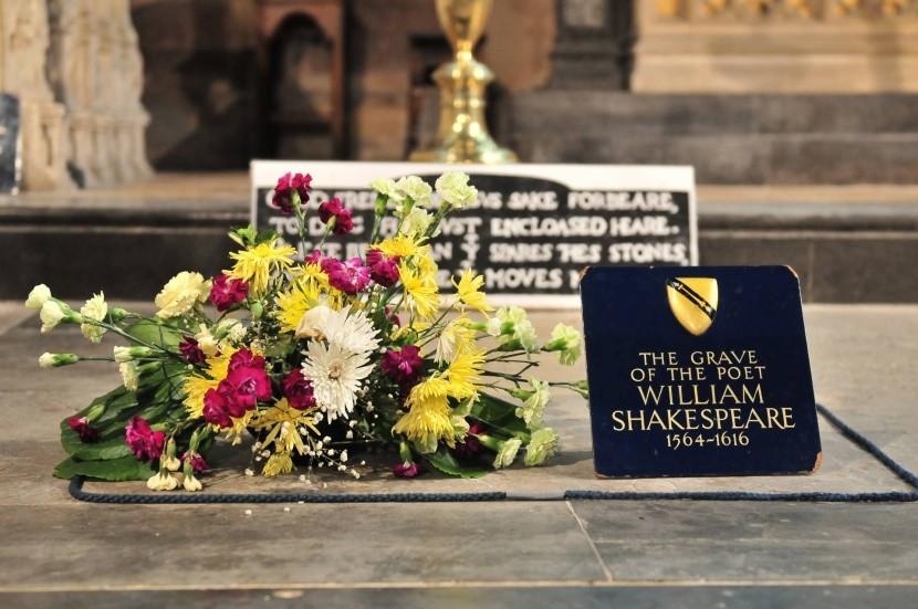 William Shakespeare, Veľká Británia