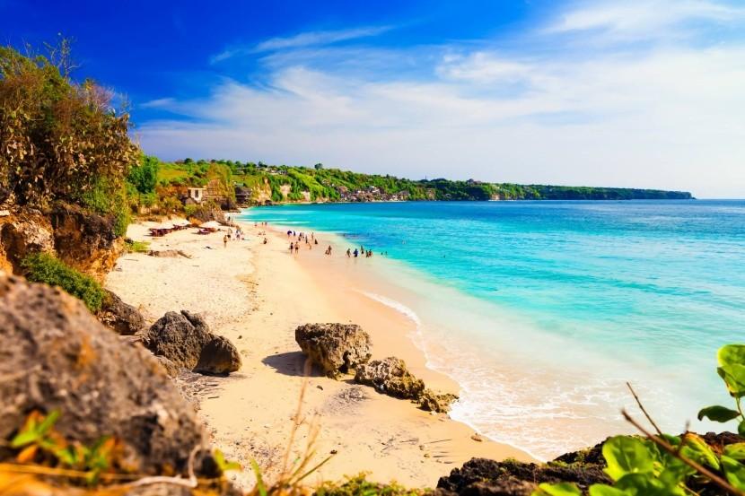 Prekrásne piesočnaté pláže