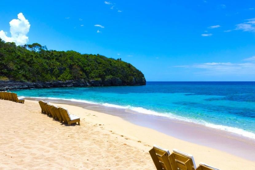 Pláže na Jamajke