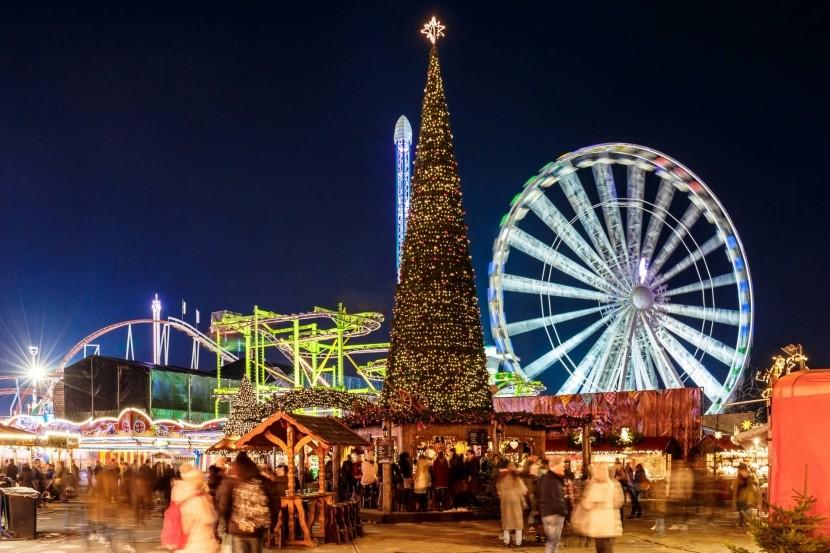 Winter Wonderland v Hyde Parku