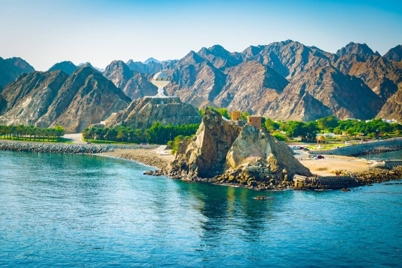 Dovolenka v Ománe