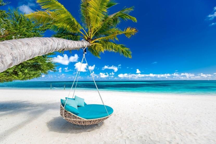 Tropická dovolenka
