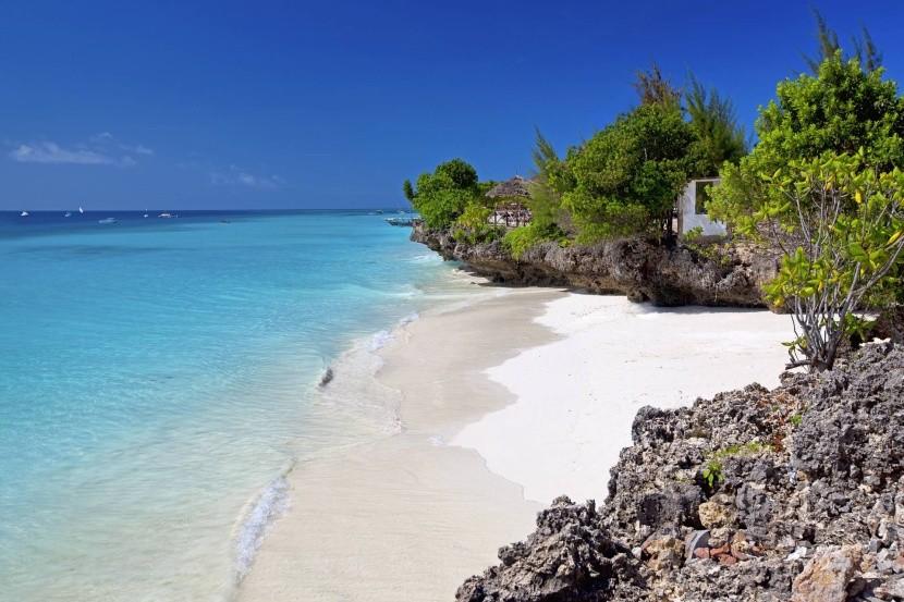 Najkrajšie pláže Zanzibaru