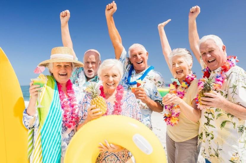 Dovolenka pre seniorov