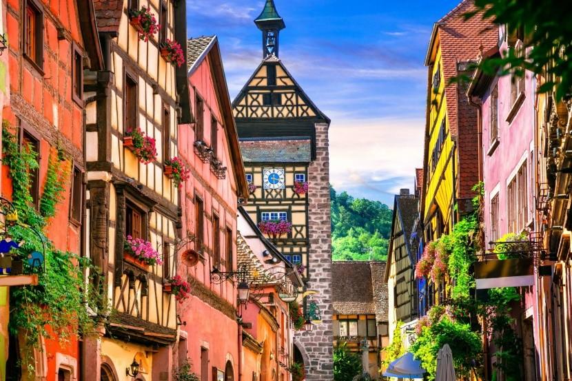 Riquewihr, Francúzsko