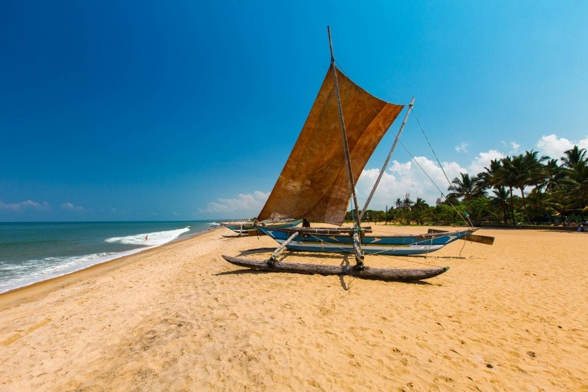 Pláž Negombo, Srí Lanka