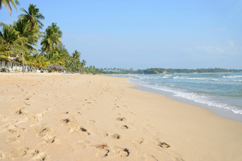 Pláž Uppuveli, Srí Lanka