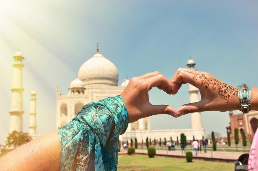 Tádž Mahál - dôkaz večnej lásky