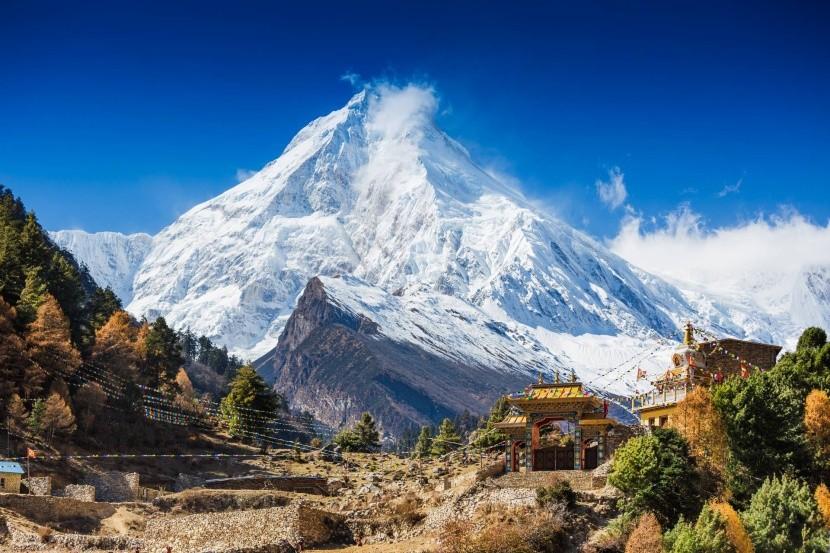 Strecha sveta Nepál
