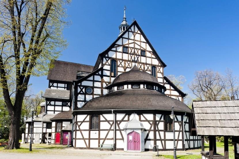 Kostol mieru vo Swidnici