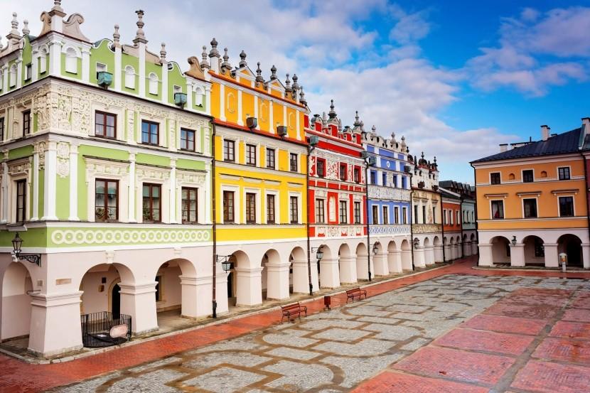 Staré mesto Zamość