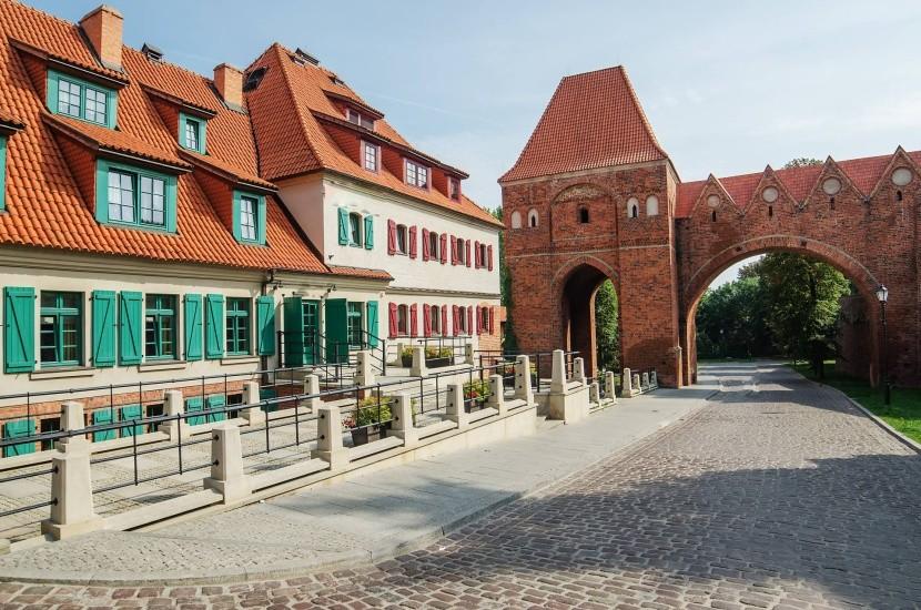 Toruň, Poľsko