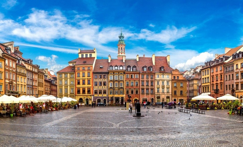 Varšavské staré mesto
