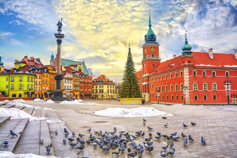Zimná Varšava