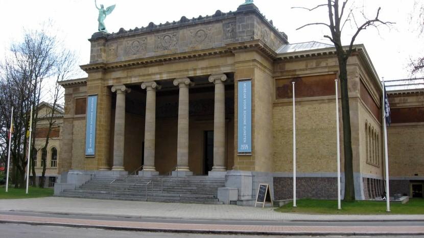 Múzeum voor Schone Kunsten v Gente